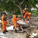 Update Tsunami Anyer, 222 Orang Tewas, 556 Rumah Hancur