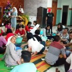 Gereja Katolik Dirikan Dapur Umum Untuk Korban Terdampak Tsunami di Kalianda