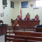 Hakim Tunda Sidang Tuntutan OTT BPN Pringsewu
