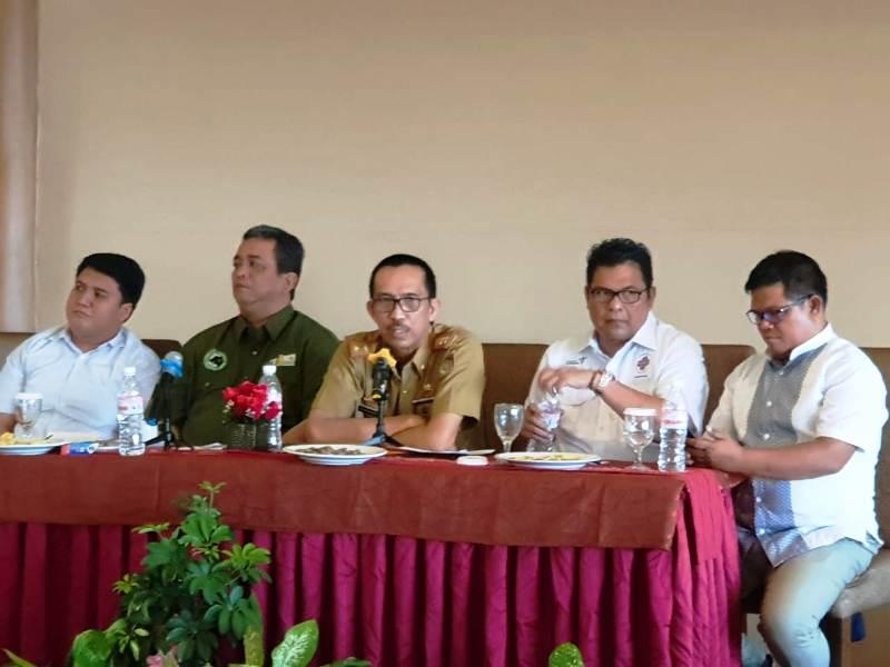 Kepala Dinas Pariwisata Provinsi Lampung, Budiharto,