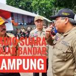 Tagana Sumatera Selatan Bantu Korban Tsunami di Kalianda