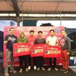 Jaring Gamers Berbakat Asal Lampung GameZ Telkomsel Adakan Free Fire Funmatch Roadshow
