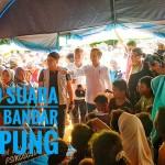 Kunjungi Anak-Anak di Pengungsian Kalianda, Presiden Jokowi Ajak Main Tebak-Tebakan