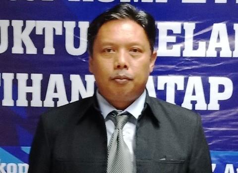 Yohanes De Deo Widyastoko (Pengajar dan Pegiat Koperasi asal Lampung)