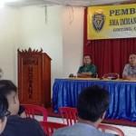 Brigita Manohara Beri Motivasi Pengurus OSIS SMA Immanuel Bandar Lampung