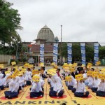Indosat Ooredoo Gelar New Challenge Ranking 1 Competition di SMK Tri Sukse Natar