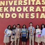 SMA Xaverius Bandar Lampung Borong Juara di Teknokrat Academic Competition