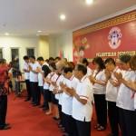 Uskup Tanjungkarang Kukuhkan Kepengurusan Yayasan Insan Damai Masa Bakti 2019-2022
