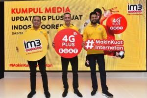 Indosat Ooredo 4G Plus Jangkau 80 Persen Populasi Indonesia.