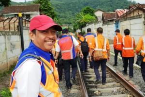 Manager Humas Divre IV Tanjung Karang, Sapto Hartoyo.  Foto : Robert