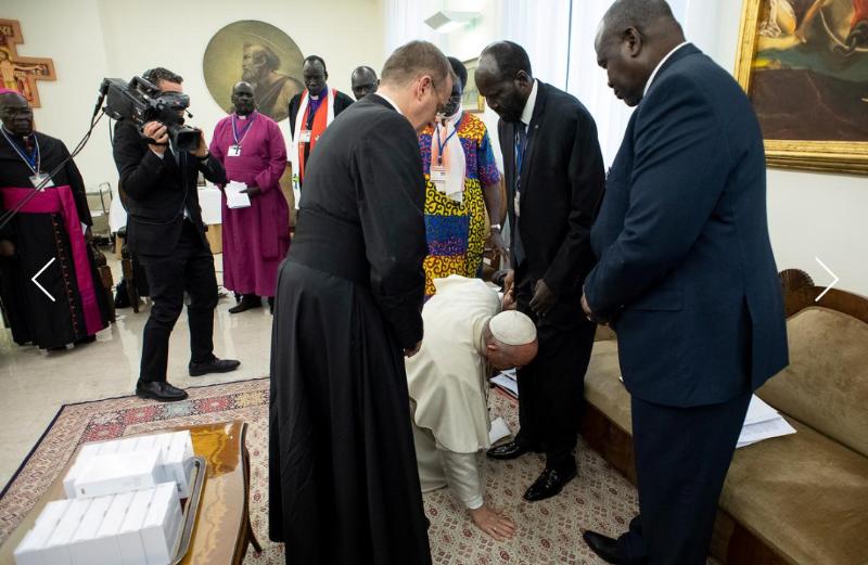 Paus Fransiskus. (Foto: Reuters)
