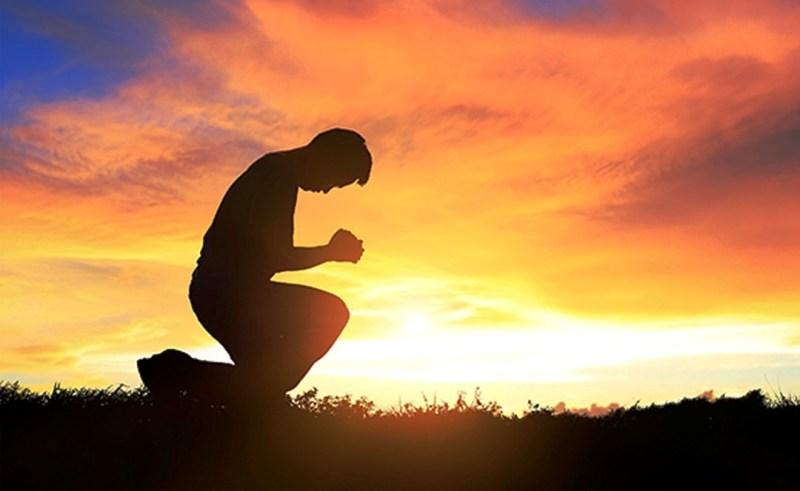 Ilustrasi bertobat. (Foto : www.kesaksian.org)