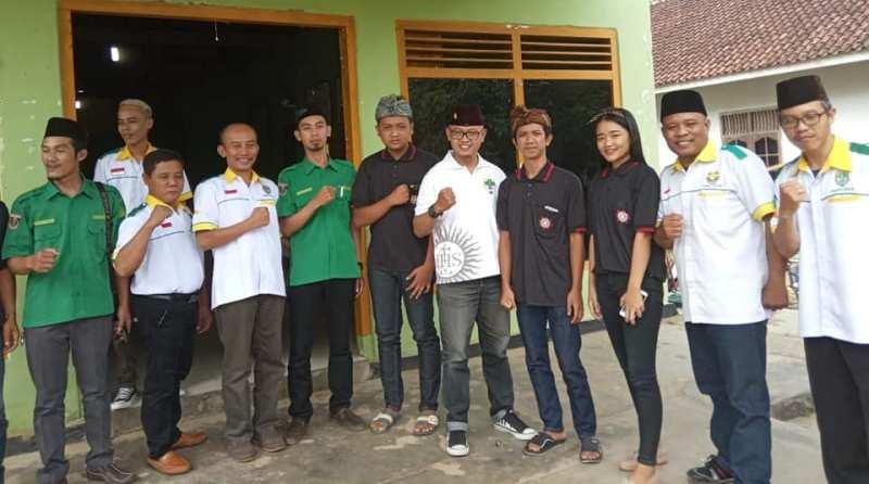 Organiasi Lintas Iman turut hadir pada Mapenta dan Musyawarah Komisariat Anak Caban (Muskomac) Wilayah Barat Lampung Tengah di Balai Desa Kalirejo Lampung Tengah, Minggu, 21 Juli 2019.
