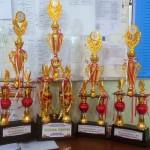 SMA Xaverius Bandarlampung Raih Juara Umum Festival Seni Universitas Teknokrat