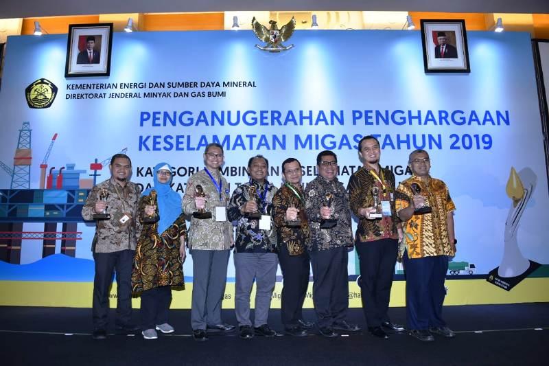 PGN Group menyabet sejumlah penghargaan.