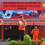 Basarnas Lampung Siagakan 90 Personel pada Libur Natura