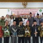 Pupuk Persaudaraan, FKUB Provinsi Lampung Gelar Rakor dan Dialog Tokoh Lintas Agama