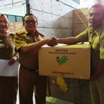 Pastikan Cadangan Aman Hadapi Bencana, Dinsos Lampung Distribusikan Buffer Stock ke Kabupaten