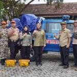 Pemprov Lampung Kirimkan Enam Personil Tagana ke Banten