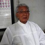 Romo Dwijo, Pastor Dioesesan Pertama di Keuskupan Tanjungkarang Berpulang