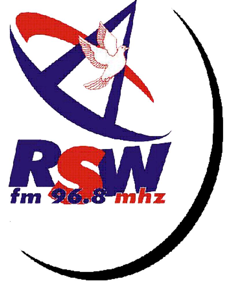 LOGO RADIO SUARA WAJAR 96,8 FM