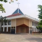 Sejarah Berdirinya Paroki Ratu Damai Telukbetung Bandar Lampung