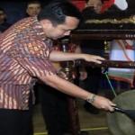 Gubernur Buka Kejuaraan Wushu Lampung Open Championship 2015