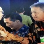 Gubernur Lampung Terima Penghargaan K3 Dari Menteri Ketenagakerjaan
