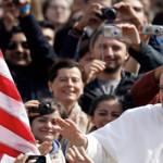 Paus Fransiskus Sudah Kembali ke Vatikan untuk Memulai Sinode Keluarga