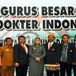 Pengurus IDI Lampung Masa Bhakti 2014-2017 Dikukuhkan