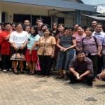"""Kelompok Paduan Suara Santa Maria Imakulata """"Warnai"""" Gelombang 96.8 Fm"""