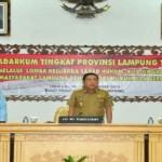 Pemprov Lampung Adakan Lomba Kesadaran Hukum