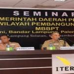 Lampung Ditetapkan Sebagai Prioritas Wilayah Pengembangan Strategis