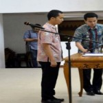 Minggu, Paryanto Dilantik Menkadi Pj Bupati Pesawaran