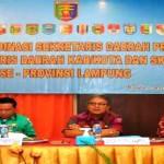 Biro Humas Pemprov Lampung Himbau Masyarakat Untuk Berperan Aktif dalam Pilkada Serentak