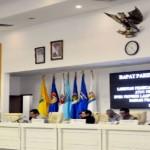 Ini dia Jawaban Gubernur Pada Rapat Paripurna DPRD Lampung