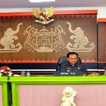 Sosialisasi Pelaksanaan Pendataan Ulang PNS Secara Elektronik 2015 di Lingkungan Pemprov Lampung