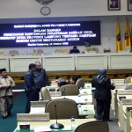Banyak Anggota Dewan Yang Bolos, Rapat Paripurna DPRD Provinsi Lampung Ditunda