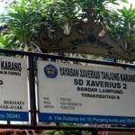 Unit Xaverius Panjang Bandar Lampung Siapkan Amunisi Sambut Peringatan Pelindung Sekolah