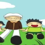 "Dongeng-Dongen Kakek Bocel Berhasil ""Menyirep"" Anak-Anak TK Xaverius Panjang Bandar Lampung"