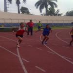 Keberangkatan Atlet Lampung Dua Gelombang