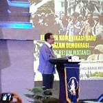 Kadis Kominfo Provinsi Lampung Sumarju Saeni Hadiri Temu Bakohumas dan Komunitas Tingkat Nasional Tahun 2015 di Surabaya