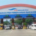 Sopir Keluhkan Pungutan Masuk Terminal Pelabuhan Bakauheni