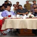 Kepala BKN Ramah Tamah Dengan Pejabat Pemprov Lampung