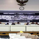 Ini Jawaban Gubernur terhadap Pandangan Umum Fraksi-Fraksi DPRD Provinsi Lampung atas Raperda APBD Provinsi Lampung Tahun Anggaran 2016