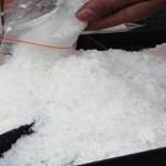 Polda Lampung dan Jajarannya Ungkap 7,4 Kilogram Sabu