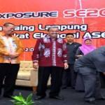 BPS Lampung Gelar Public Exposure Sensus Ekonomi 2016
