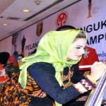 Gubernur Lampung Ajak Disainer Gunakan Bahan Dasar Etnik Lampung