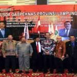 Gabungan Perusahaan Kontraktor Nasional Indonesia Lampung Diminta Tingkatkan Profesionalitas