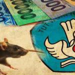 Tersangka Korupsi di Disdik Lampura Ditahan